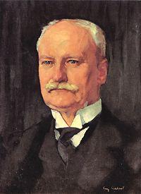 August Bier, chirurg en hoogleraar. Zijn pleidooi voor homeopathie (1925) veroorzaakte een opleving van de belangstelling voor homeopathie.