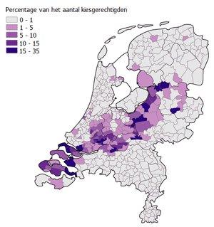 hoeveel katholieken in nederland